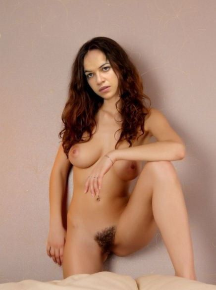 Michelle Rodriguez Nude Hairy Pussy Naked Photo