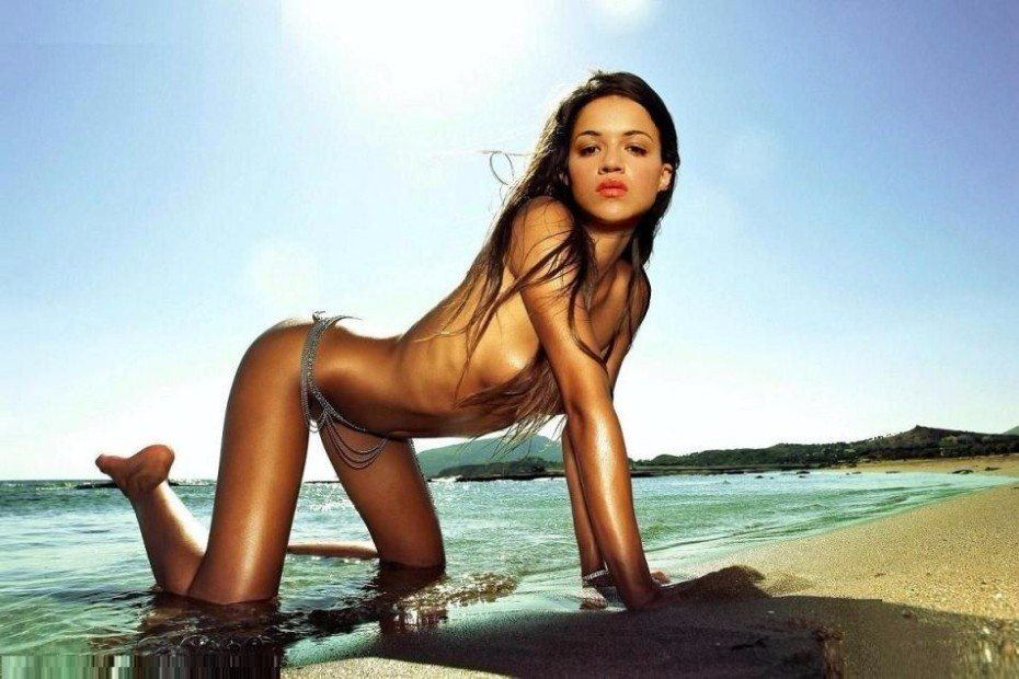 tube8 Michelle Rodriguez Naked Sexy Hot Pictures