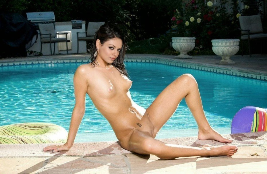 tube8 Erotic Photo Nude Mila Kunis Sexy Ass