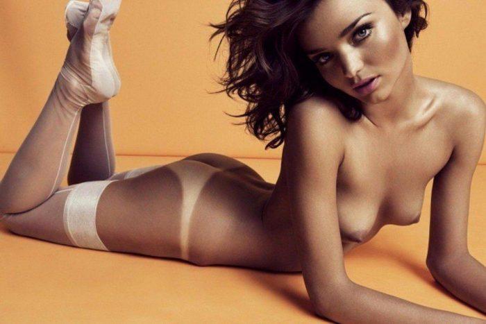tube8 Miranda Kerr Nude Tits And Ass Posing In Sexy Stockings