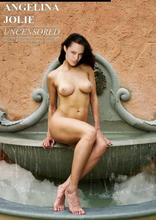 Naked Celebrity Pics Angelina Jolie