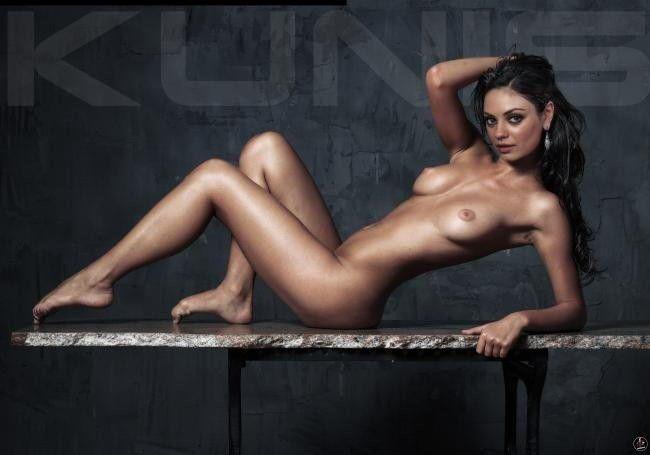 tube8 Mila Kunis Nude Celebrity Tits