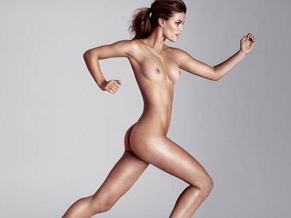 Nina Agdal Completely Nude Tits And Sexy Ass