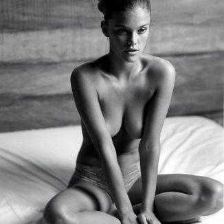 tube8 Nina Agdal Nude Topless Sexy Panties