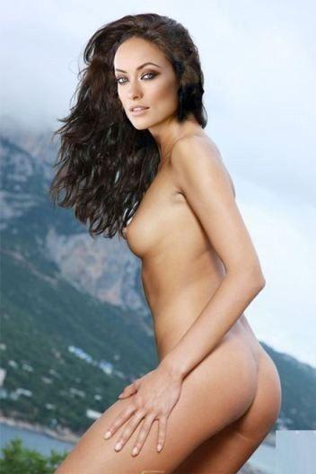 Olivia Wilde Sexy Naked Ass Pics