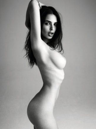 tube8 Perfect figure of Emily Ratajkowski