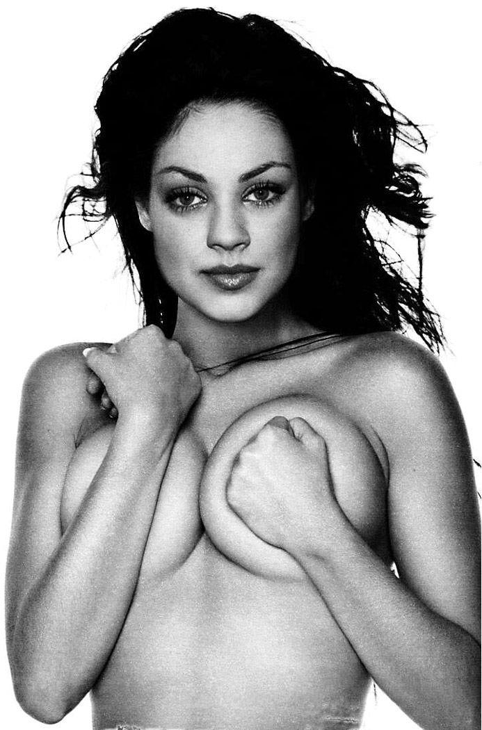 tube8 Sexual Photo Mila Kunis