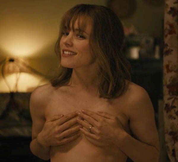 tube8 Rachel McAdams Nude Topless Covers Naked Tits