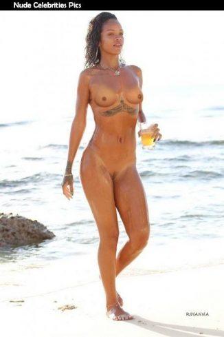 tube8 Rihanna Nude On Beach Hd Photos