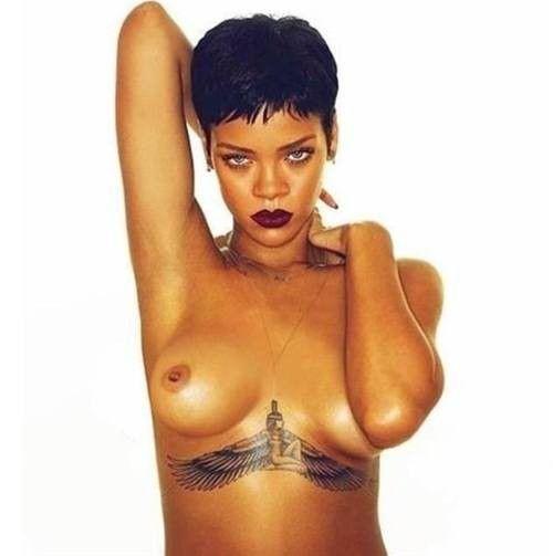 tube8 Rihanna Tattoo Under Boobs HD Photos