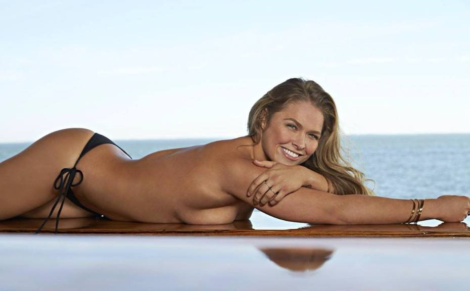 tube8 Ronda Rousey Nude Sexy Ass