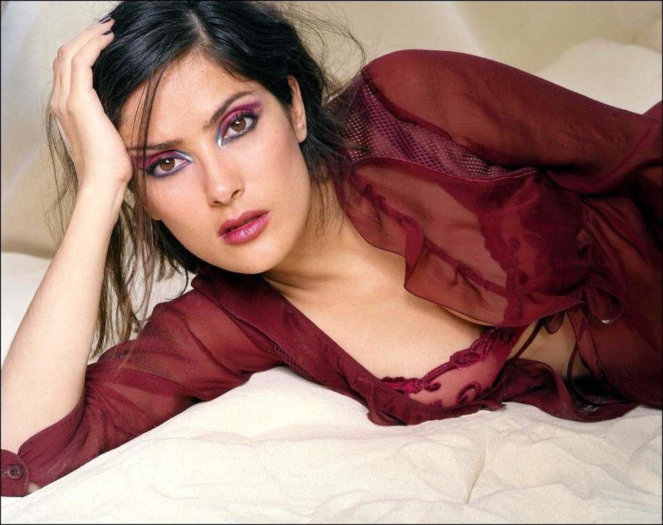 xvideos, tube8 Salma Hayek Naked Sex Video