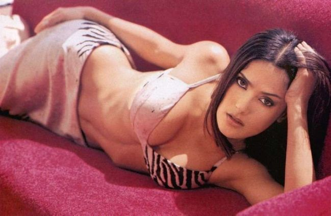 tube8 Salma Hayek Hot Ass Sexy Bikini