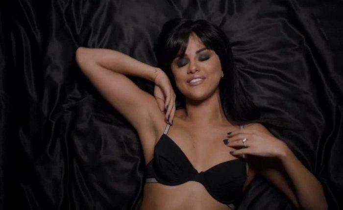 tube8 Selena Gomez Sexy Lingerie