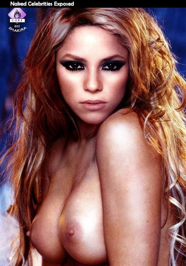 tube8 Shakira Naked Tits Sexy Photos