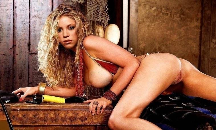 tube8 Naked Shakira