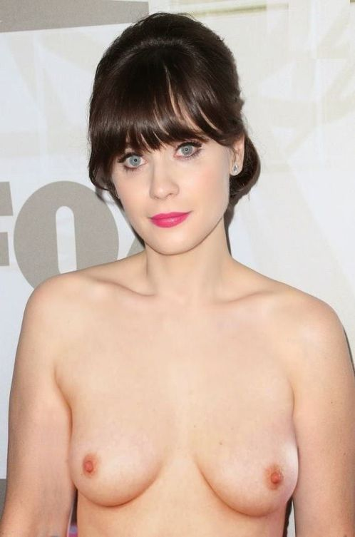 tube8 Zooey Deschanel Nude Naked Boobs Nipples Pictures