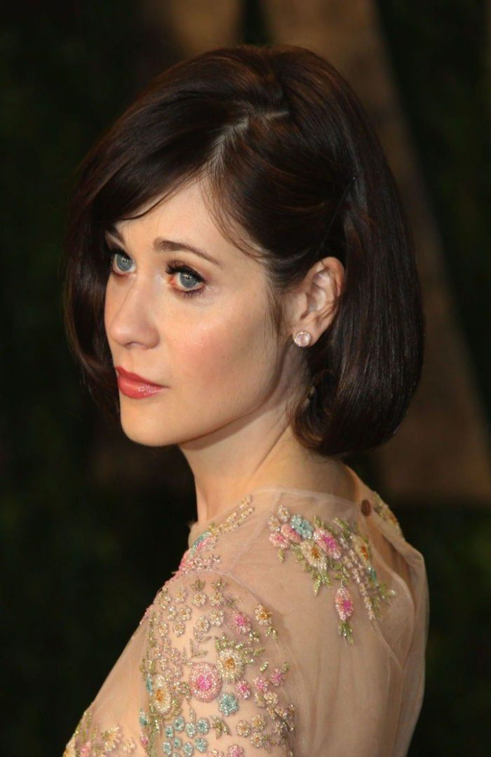 tube8 Zooey Deschanel Sexy Hot Naked Wallpapers