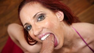throated, drtuber Kelly Divine, Scene #01