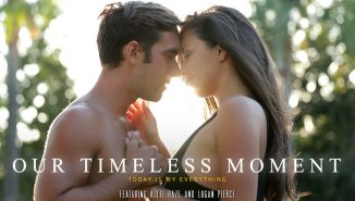 eroticax, bravoteens Allie Haze & Logan Pierce Our Timeless Moment