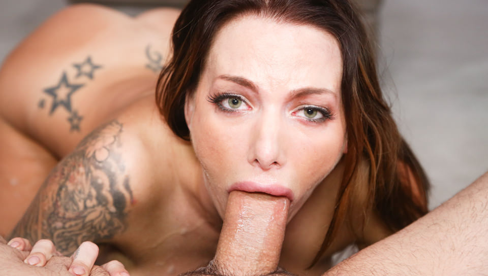 Facefuck My Face!, Scene #01