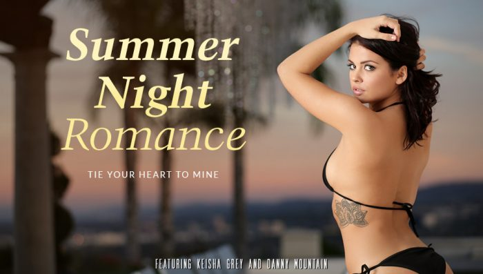 gotporn, eroticax Keisha Grey Summer Night Romance