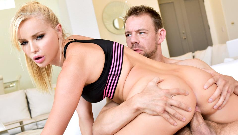 Staci Carr in 'Hot Yoga', Scene #01