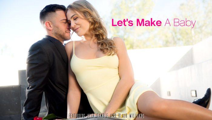 jizzbunker, eroticax Blair Williams Let's Make A Baby