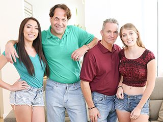 daughter-swap Trade Twins to Forgive Sins