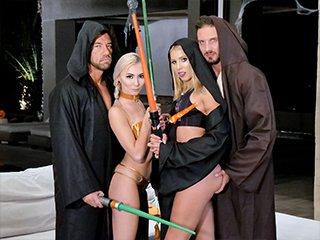 daughter-swap Turning Our Daughters To The Dark Side