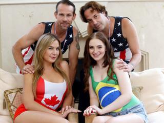 daughter-swap The Olympic Interchange