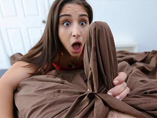 zemporn, sis-loves-me Knocking On Stepbros Morning Wood