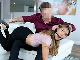 xtube, submissived Master Lets Loose On Docile Servant